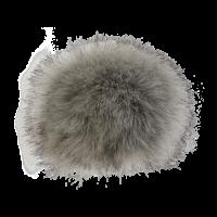 Faux Fur - Grey
